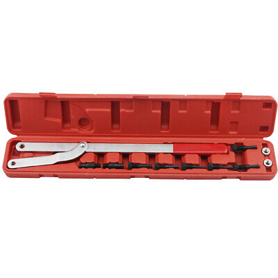 Universal Camshaft Pulley & Fan Clutch Removal Holder Set Clutch Alignment Tool