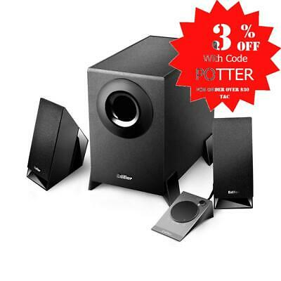 Edifier M1360 2.1 Multimedia Speakers Ubwoofer 3.5mm/RCA with Remote Control