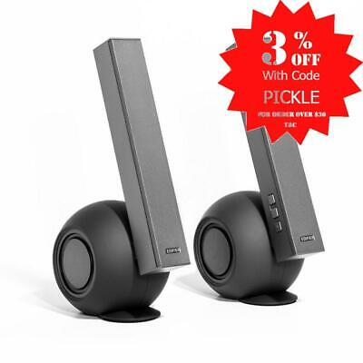 Edifier E10BT Exclaim Connect 2.2 Lifestyle Bluetooth Speakers 3.5mm/Bluetooth