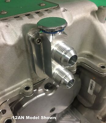 LSA/ZL1/LT4 QUICK CONNECT Intercooler 90 to -10AN Male Fittings