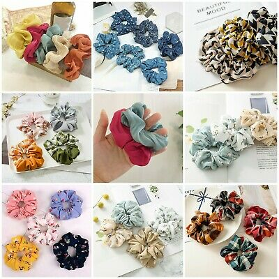 Hair Scrunchies Ponytail Holder Elastic Hair Bands Ties for Women Girls 1 Pack
