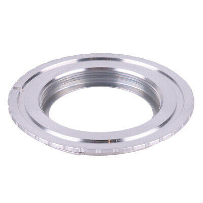 M42 Mount Lens to Canon EOS 550D 650D 700D 5D II III 60D Adapter Ring w/Plate