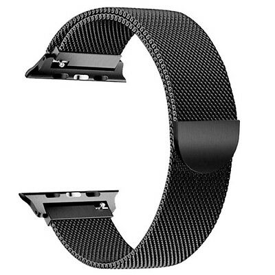 Milanese Loop Strap Stainless Steel Band Wrist Bracelet For iWatch Series 4/3/21