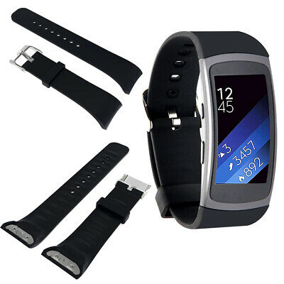 For Samsung Gear Fit2 SM-R360 Silicone Band Watch Strap Wristband Bracelet Small