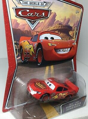 Disney Pixar Cars ** Bug Mouth Lightning MCQUEEN **WOW  **1/55 **
