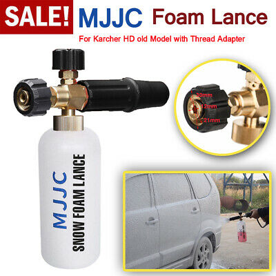MJJC Professional Snow Foam Lance For Karcher HDS Pro HD old Models 22mm Thread