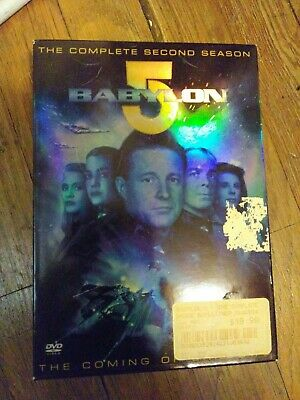 Babylon 5 - The Complete Second Season (DVD, 6-Disc Set)