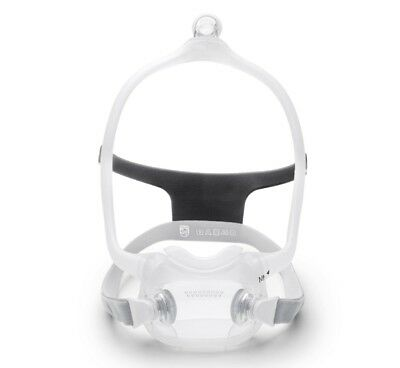 Philips Respironics DreamWear Full Face CPAP Headgear/Mask (Size : MEDIUM)