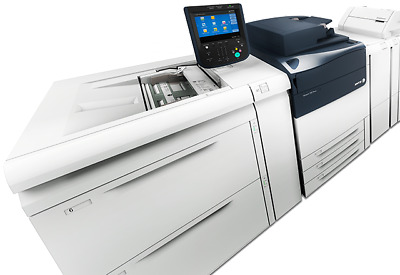 Xerox Versant 180 Press Multifunctional Printer Free to LTD Company on contract