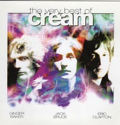 CREAM - The Very Best CD Excellent Condition - Greatest Hits - Eric Clapton