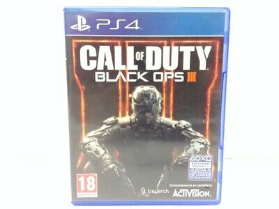 Juego Ps4 Call Of Duty Black Ops Iii Ps4 4585886