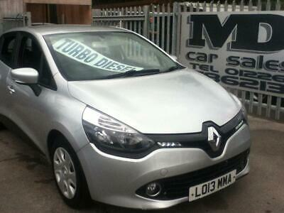 Renault Clio 1.5dCi ( 90bhp ) ECO 2013MY Expression +