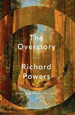 The Overstory A Novel by Richard Powers 9780393635522 | Brand New