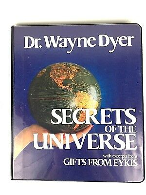 Secrets of the Universe - Dr. Wayne Dyer - AudioCassettes - Nightingale-Conant