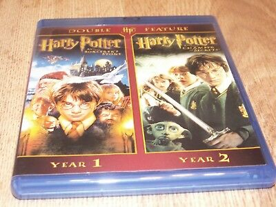 Harry Potter and the Sorcerers Stone/ Harry Potter and the Chamber of Secrets -