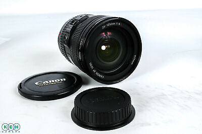 Canon EF 24-105mm F/4 L IS USM Macro Lens {77}