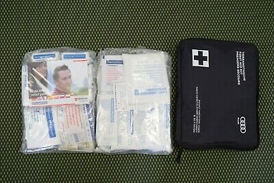 Original Audi Verbandtasche 4H0860282D Verbandskasten first aid bag 08/2020