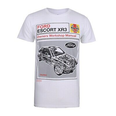 Ford Escort XR3 /'Evolution of Man/' breakdown t-shirt