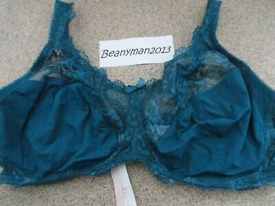 c536742c83c PRETTY SECRETS NON-WIRED Damson Lace Bra Size 44G Brand New. - £9.00 ...