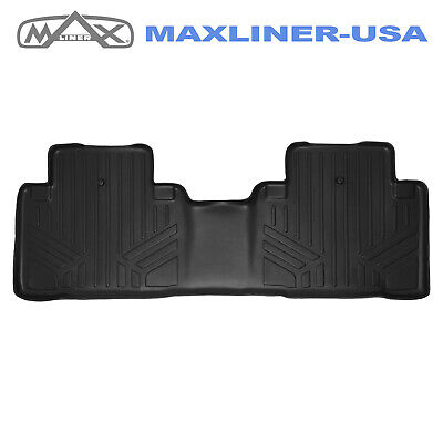 MAXLINER E0158 Tray Cargo Liner for Acura MDX Behind 3rd Row Seat Black 2014-2017