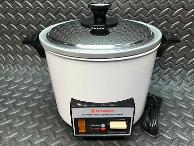 Hitachi RD-405P Automatic 5.6 Cup Food Steamer / Rice Cooker