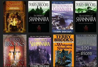 Shannara Chronicles Epub