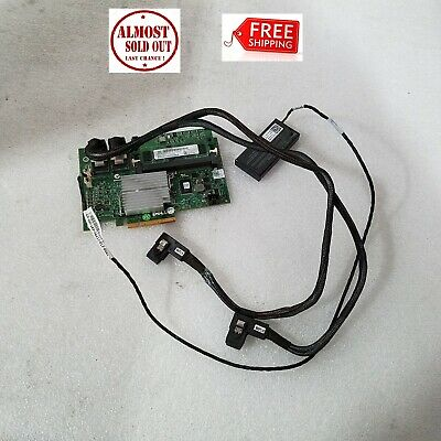 Dell PERC H700 512MB RAID Controller-Battery-Cable-R510;R610;R710;R715;FREE SHIP