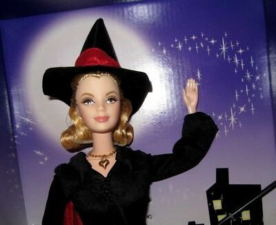 New Bewitched Samantha Barbie Doll From 2001 by Mattel 53510 Collector's Edition