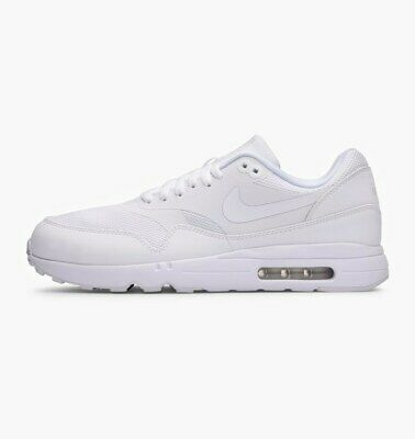 NIKE MEN'S AIR Max 1 Ultra 2.0 Essential Shoes White 875679