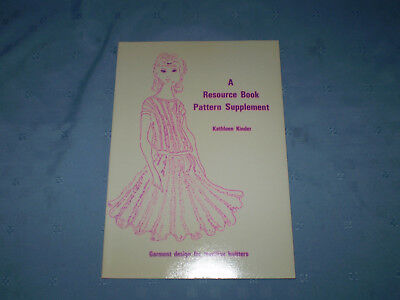 a resource book pattern supplement by kathleen kinder, machine knitting