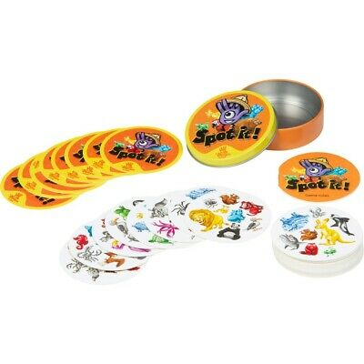 Spot It Animals Card Game