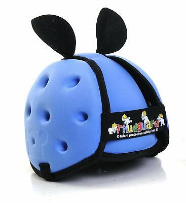 Thudguard Baby Protective Safety Helmet for Toddlers Learning to Walk - Blue