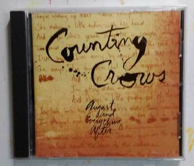 COUNTING CROWS - CD August And Everything Else  - ALT.ROCK, FOLK ROCK  1993