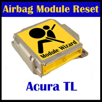 Acura TL: Airbag Module Reset Service, Control Unit, Computer, SRS, RCM,