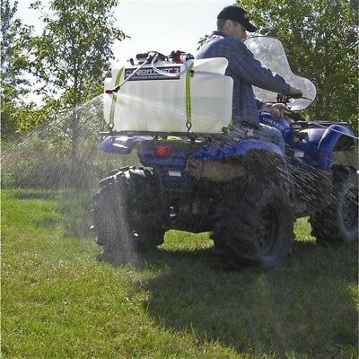 Quad Atv Weed  Sprayer- Superb - Free Post Phone-Independent Vid Review-A1