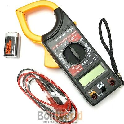 1000 AMP DIGITAL CLAMP METER MULTIMETER VOLTAGE TESTER 1000amp MULTI METER CHECK
