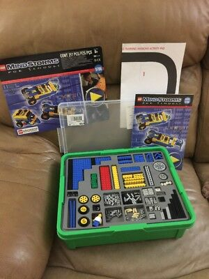 LEGO MINDSTORMS FOR Schools 9785 9786 PARTS LISTING (incomplete