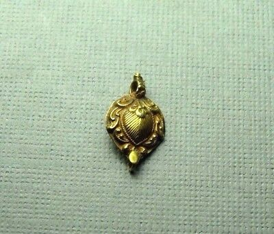 Egyptian Gold Pendant Late Period 500-200 Bc