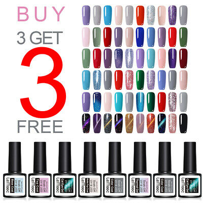 229 Colors LEMOOC Multi-style Gel Polish Nail Art Soak off  UV LED Gel