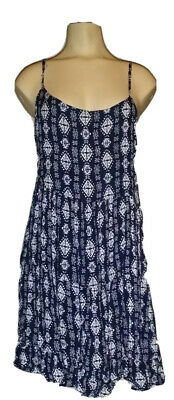 39899a0abe Women's Be Beach By Exist Geometric Print Knee Length Dress Size XS