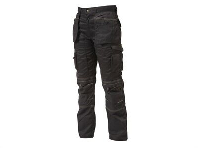 Apache APAHTB3342 Black Holster Trousers Waist 42in Leg 33in