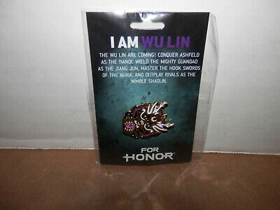 NEW - For Honor - I Am Wu Lin Pin - Hard To Find