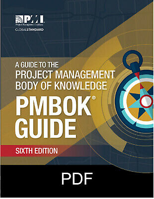 A Guide to the Project Management Body of Knowledge (6th Edition) HD PDF !
