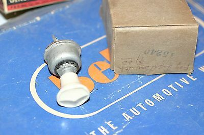 Vintage Nos Automobile Dash Mount Fog Auto Part Gm Bomba Rod Switch