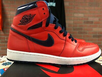 various colors 72dcd ff862 NIKE AIR JORDAN Retro 1 High OG David Letterman 555088-606 ...