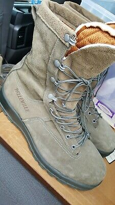 6b41ebaca1b BELLEVILLE 675 ST USAF Cold Weather Steel Toe Insulated Boots Sage ...