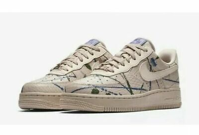 Beautiful Nike Air Force 1 Low Particle Pink Gum Light Brown AA0287 600 Women's Casual Shoes Sneakers