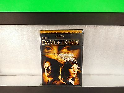 The Da Vinci Code -Two-Disc Special Edition  on dvd new sealed