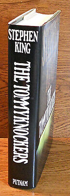 Stephen King. THE TOMMYKNOCKERS. Putnam, 1987. 1st HC/DJ. Scarce F/F Condition!