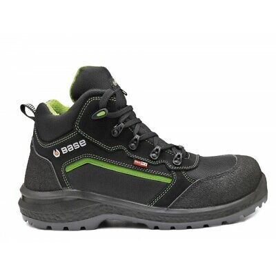 base b0898 be-powerful top size 8 safety boots